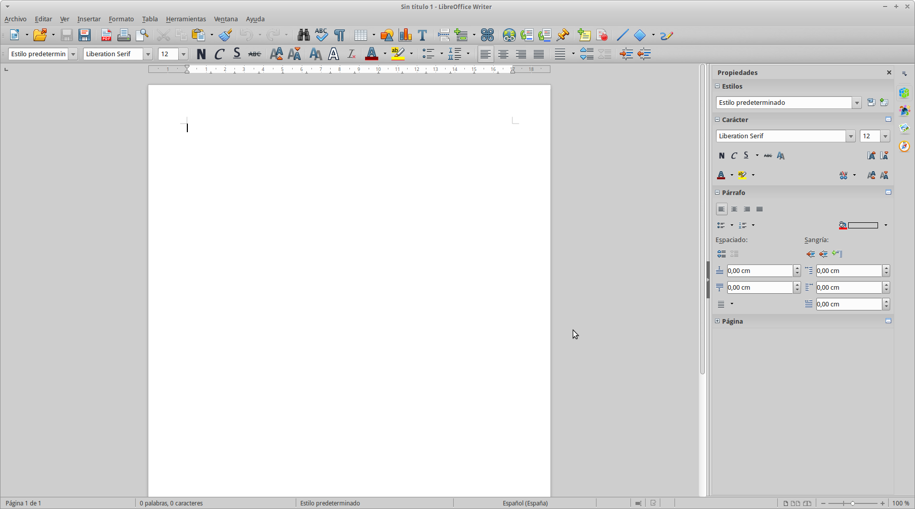 Libreoffice