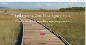 Re-elaboración de web para Presenciazen.com